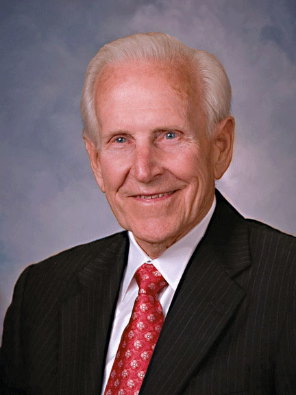 Photo of B.D. Rodgers, a Distinguished Engineering Alumnus of NC State University