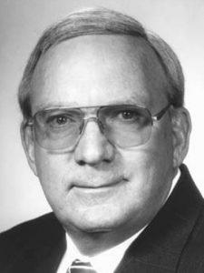 Photo of Glenn E. Futrell, a Distinguished Engineering Alumnus of NC State University