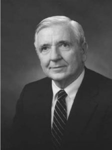 Photo of Johnie H. Jones, a Distinguished Engineering Alumnus of NC State University
