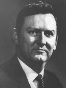 Photo of James F. Kelly, a Distinguished Engineering Alumnus of NC State University
